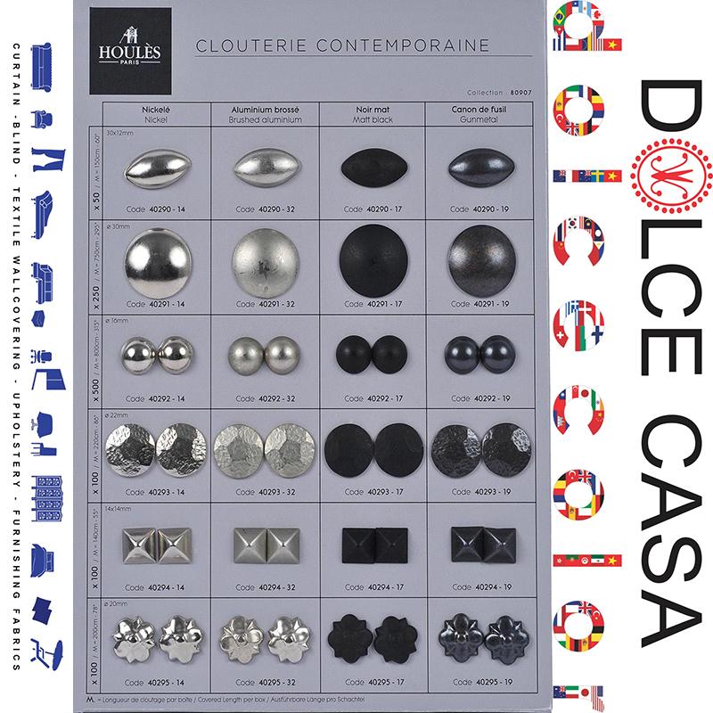 Đinh đương đại - Contemporary Nails – Clouterie Contemporaine