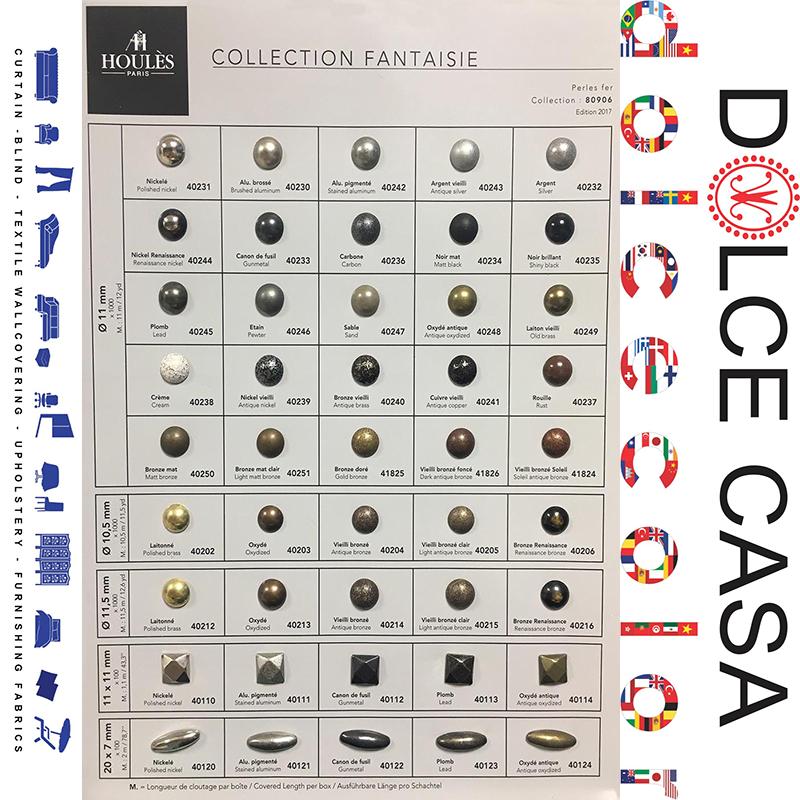 Đinh độc lạ - Fancy Nails – Clouterie Fantaisie