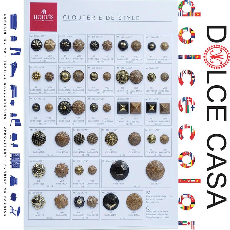 Đinh cổ điển - Classic Nails – Clouterie De Style